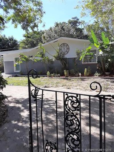 Coconut Creek Single Family Home For Sale: 2811 Lyons Rd