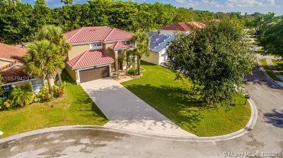 Boca Raton Single Family Home For Sale: 10799 Lake Oak Way