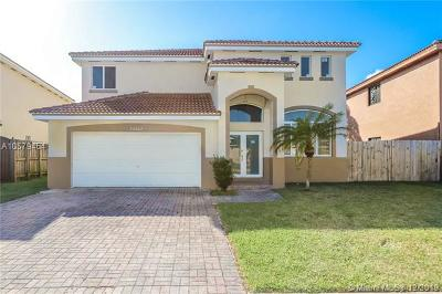 Cutler Bay Single Family Home For Sale: 22662 SW 103rd Ct
