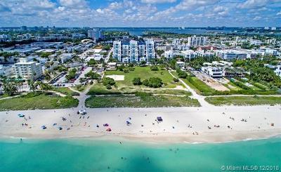 Miami Beach Condo For Sale: 7600 Collins Ave #415