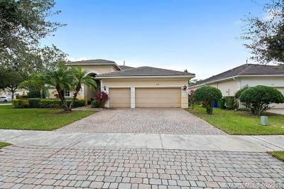 Pembroke Pines Single Family Home For Sale: 6104 SW 192nd Ave