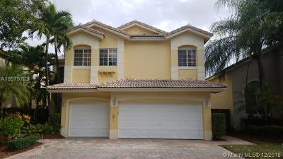 Doral Single Family Home For Sale: 7253 NW 108 Ct