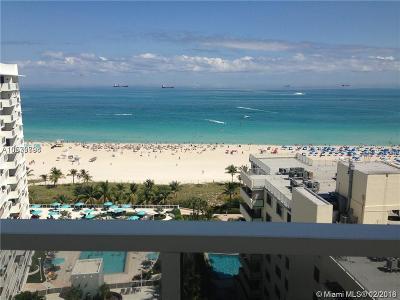 Miami Beach Condo For Sale: 100 Lincoln Rd #1621