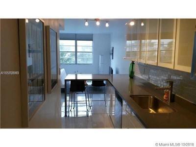 Miami Beach Condo For Sale: 100 Lincoln Rd #526