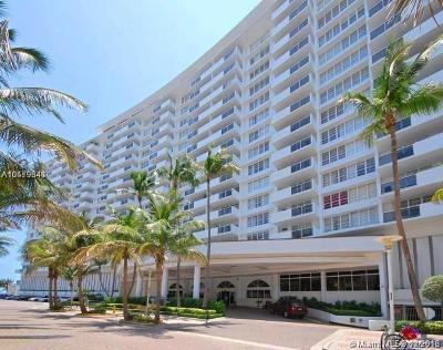 Miami Beach Condo For Sale: 100 Lincoln Rd #541