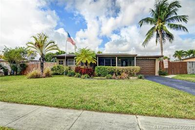 Margate Single Family Home For Sale: 1701 NW 58th Ave