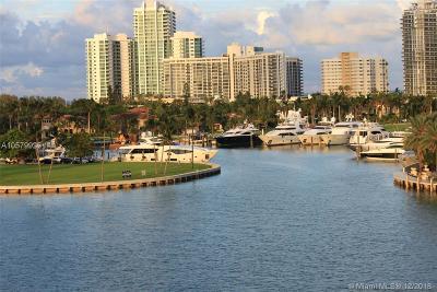 Bay Harbor Islands Condo For Sale: 10201 E Bay Harbor Dr #605