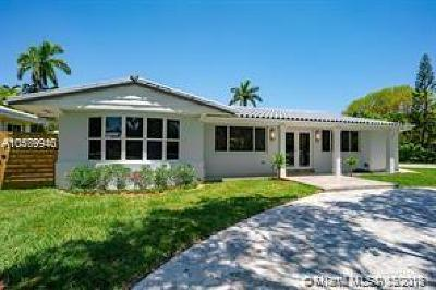 Miami Shores Single Family Home For Sale: 955 NE 98 St
