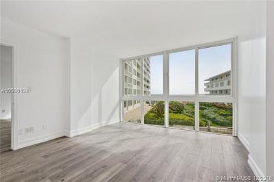 Miami Beach Condo For Sale: 5401 Collins Ave #228