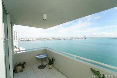 Miami Condo For Sale: 800 Claughton Island Dr #2701