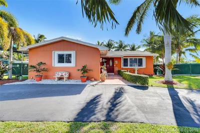 Palmetto Bay Single Family Home For Sale: 7450 SW 173rd St