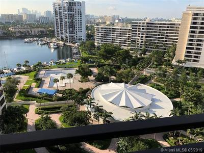 Hallandale Condo For Sale: 2500 Parkview Dr #1616