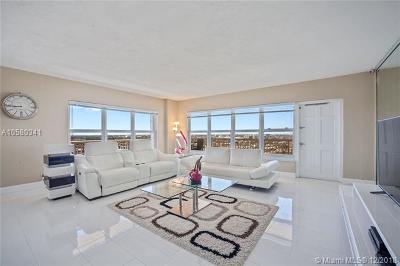 Fort Lauderdale Condo For Sale: 3850 Galt Ocean Dr #1807