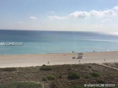 Miami Beach Condo For Sale: 5825 Collins Ave #2F