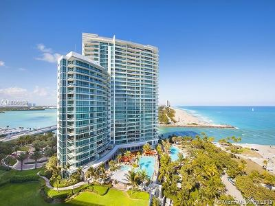 Ritz Carlton Bal Harbour Condo For Sale: 10295 Collins Ave #616