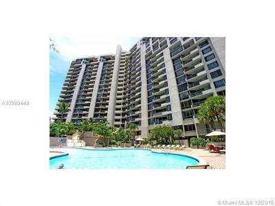 Condo For Sale: 520 Brickell Key Dr #A1116