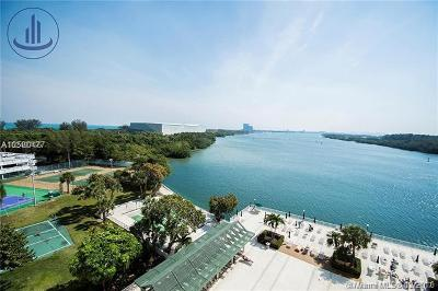 Sunny Isles Beach Condo For Sale: 300 Bayview Dr #712