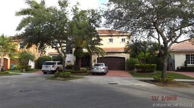 Miami Lakes Single Family Home For Sale: 16641 NW 77th Pl