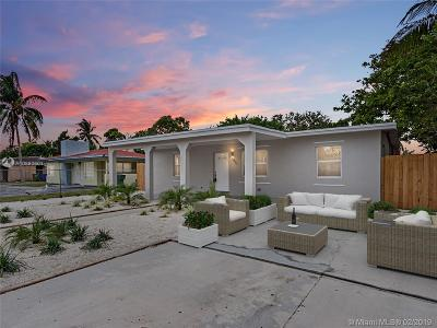 Fort Lauderdale Single Family Home For Sale: 1421 NW 7th Ter