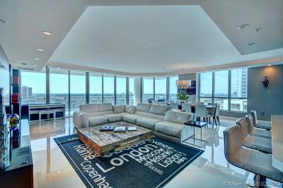 Hollywood Condo For Sale: 3535 S Ocean Dr #1606
