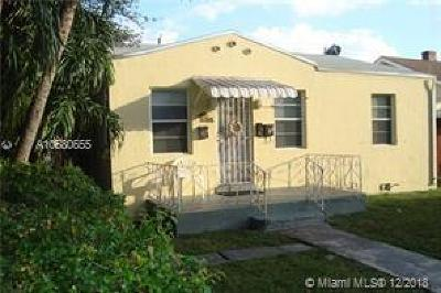 Hollywood Multi Family Home For Sale: 1841 Buchanan St