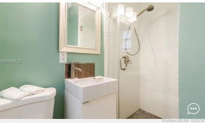 Miami Beach Condo For Sale: 6767 Indian Creek Drive #11