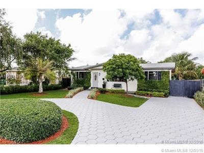 Sweetwater Single Family Home Sold: 226 SW 104 Court