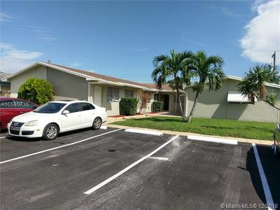 Miramar Multi Family Home For Sale: 7601 Venetian Street