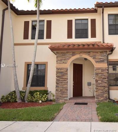Homestead Condo For Sale: 532 SE 32 Ave