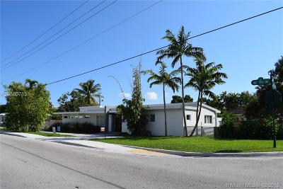 Miami Shores Single Family Home For Sale: 1050 NE 107th St