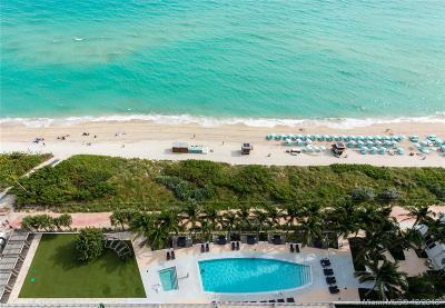 Miami Beach Condo For Sale: 6899 Collins Avenue #2202