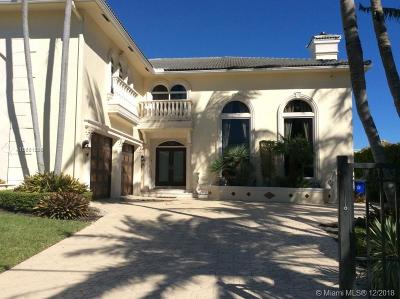 Fort Lauderdale Single Family Home For Sale: 2501 Sea Island Dr