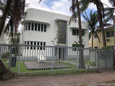 Miami Beach Condo For Sale: 557 Michigan Ave #213