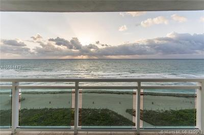 Miami Beach Condo For Sale: 6917 Collins Ave #1102