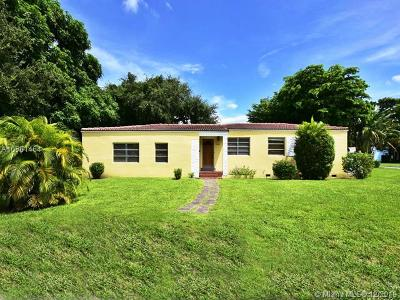 Biscayne Park Single Family Home For Sale: 12015 NE 10th Ave