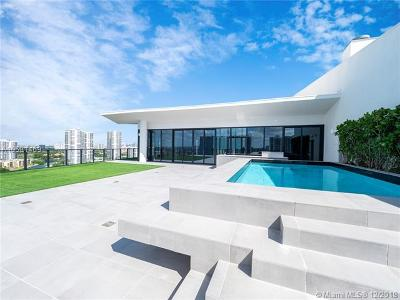 Miami-Dade County Condo For Sale: 5500 Island Estates Dr #PH1501N