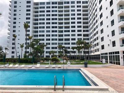 Miami Beach Condo For Sale: 5005 Collins Ave #803