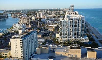Miami Beach Condo For Sale: 6515 Collins #610