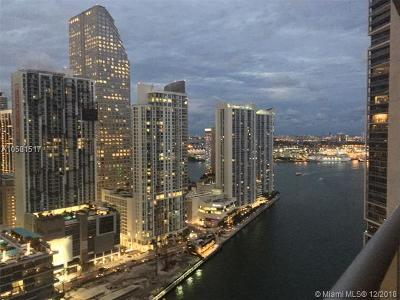 Rental For Rent: 485 Brickell Av #3203