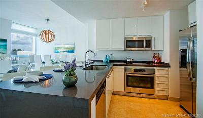 Miami Beach Condo For Sale: 6515 Collins Ave #710