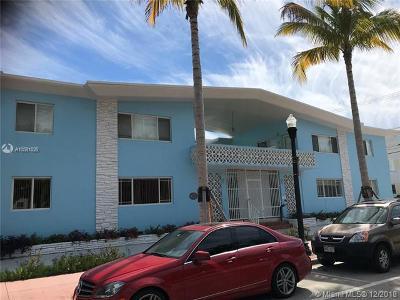 Miami Beach Condo For Sale: 401 Collins Ave #2