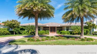 Sans Souci Estates Single Family Home For Sale: 2255 NE 120th St