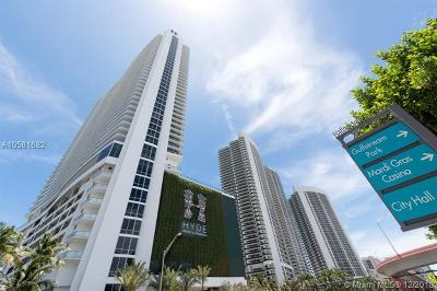 Hollywood Condo For Sale: 4111 S Ocean Dr #1710