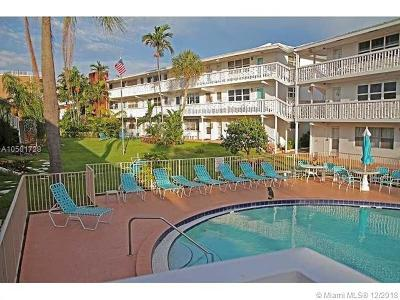 Lauderdale By The Sea Condo For Sale: 238 Hibiscus Ave #123