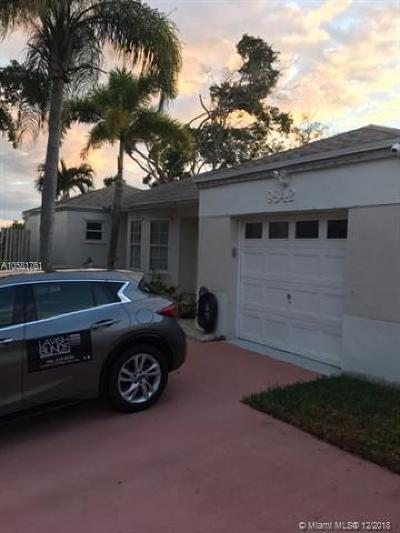 Cutler Bay Single Family Home For Sale: 9842 SW 222nd Ter