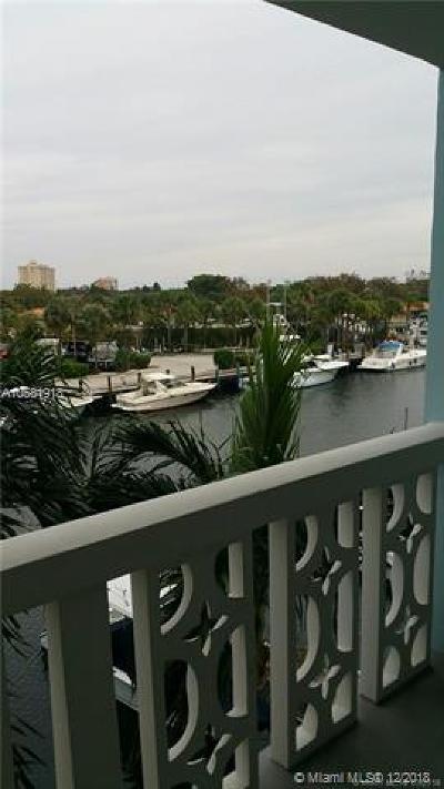 North Miami Condo For Sale: 13155 Ixora Ct #308