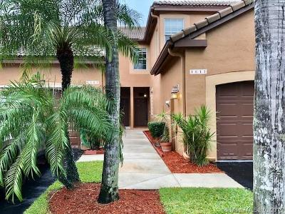 Weston Condo For Sale: 1611 Veracruz Ln #5-17