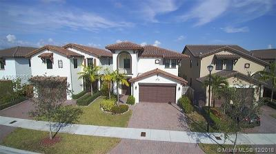 Miami-Dade County Single Family Home For Sale: 10255 NW 87th Ter