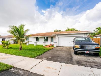 Cutler Bay Single Family Home For Sale: 20530 SW 84th Ave