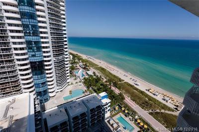 Miami Beach Condo For Sale: 6061 Collins Avenue #12A